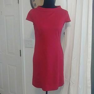Cute, Red LOFT Dress